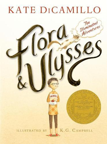 Flora & Ulysses: TheIlluminatedAdventures