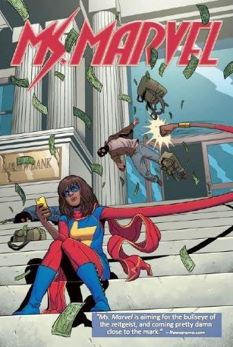 Ms. Marvel: Vol 2,GenerationWhy