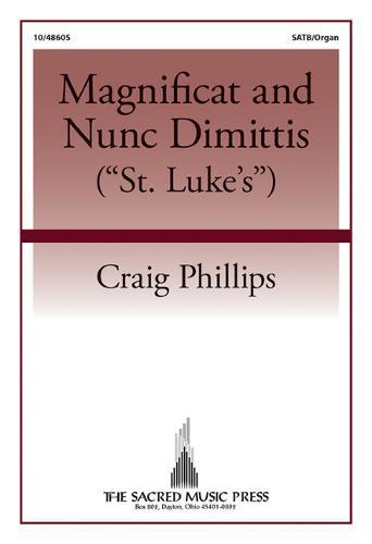 Magnificat and Nunc Dimittis(St.Luke's)