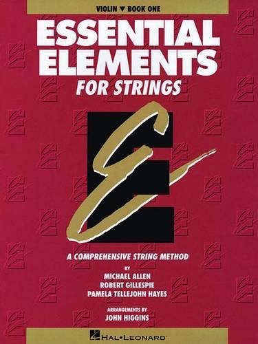 Essential Elements for StringsBook1