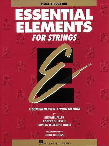 Essential Elements for Strings Book1Viola
