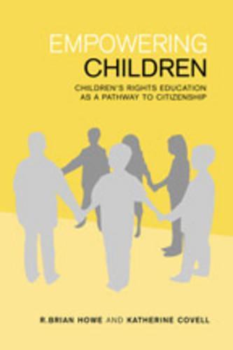 Empowering Children: Children's Rights Education as a PathwaytoCitizenship