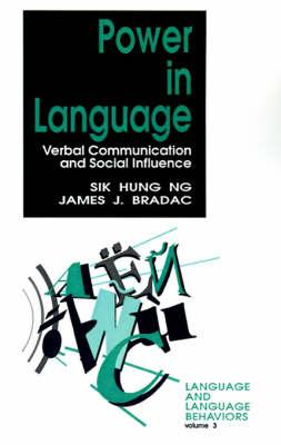 Power in Language: Verbal Communication and Social Influence