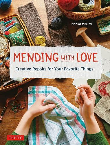 Mending with Love: Creative Repairs for your Favorite Things