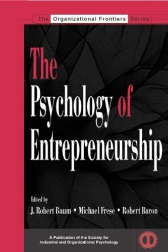 The PsychologyofEntrepreneurship