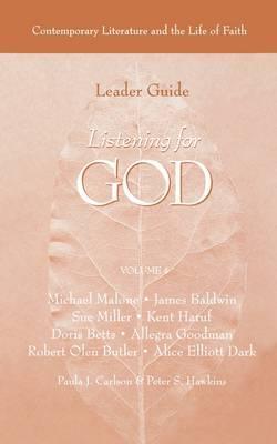 Listening for God Ldr Vol 4