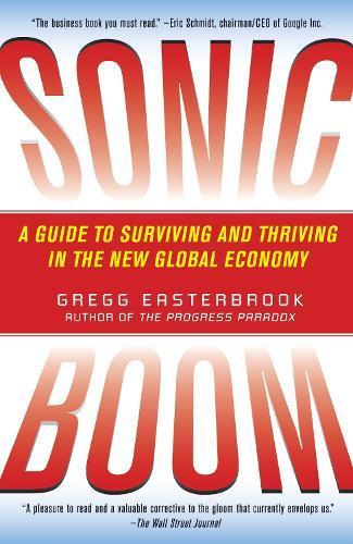Sonic Boom: Globalization atMachSpeed