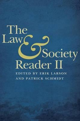 The Law and SocietyReaderII