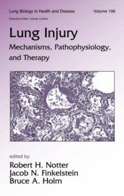 Lung Injury: Mechanisms, Pathophysiology, and Therapy