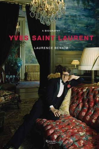 Yves Saint Laurent:ABiography