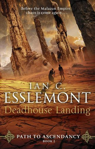 Deadhouse Landing: Path to AscendancyBook2