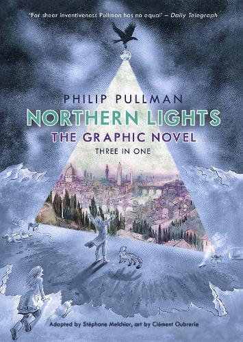 Northern Lights - TheGraphicNovel