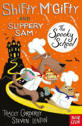 Shifty McGifty and Slippery Sam: The Spooky School: Two-colour fiction for5+readers