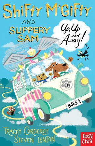 Shifty McGifty and Slippery Sam: Up, Up and Away!: Two-colour fiction for5+readers