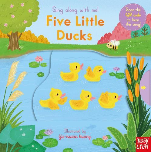 Sing Along With Me! FiveLittleDucks