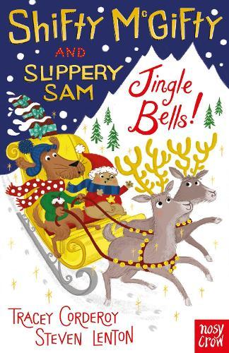Shifty McGifty and Slippery Sam: Jingle Bells!: Two-colour fiction for5+readers