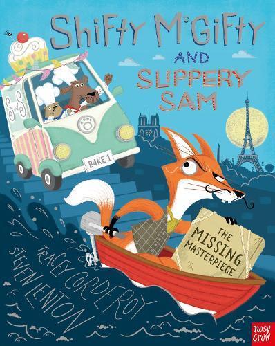 Shifty McGifty and Slippery Sam: TheMissingMasterpiece