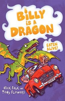 Billy is a Dragon 4:EatenAlive!