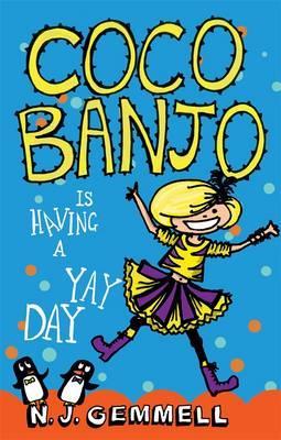 Coco Banjo is having aYayDay