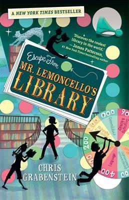 Escape From Mr.Lemoncello'sLibrary