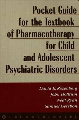 Pocket Guide For TextbookOfPharmocotherapy
