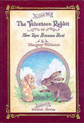 Velveteen Rabbit or, How Toys Become Real