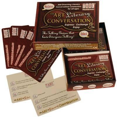 The Art of Conversation:LiteraryEdition