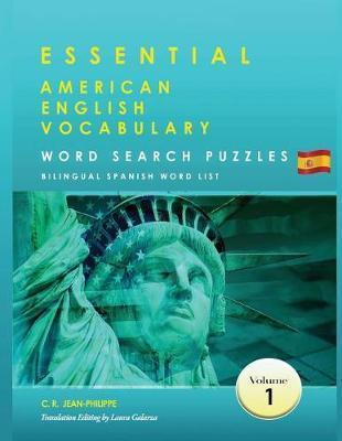 Essential American English Vocabulary Word Search Puzzles Volume 1 Bilingual SpanishWordList