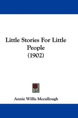 Little Stories for LittlePeople(1902)