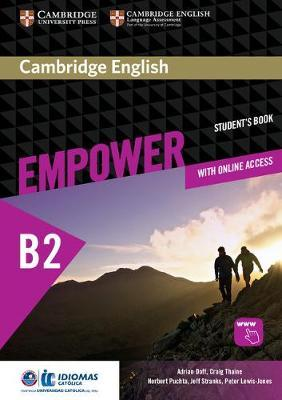 Cambridge English Empower Upper Intermediate/B2 Student's Book with Online  Assessment and Practice, and Online Workbook Idiomas Catolica Edition by