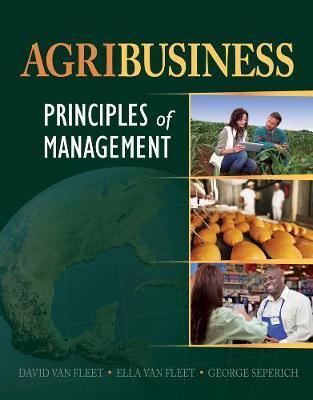 Agribusiness: Principles of Management