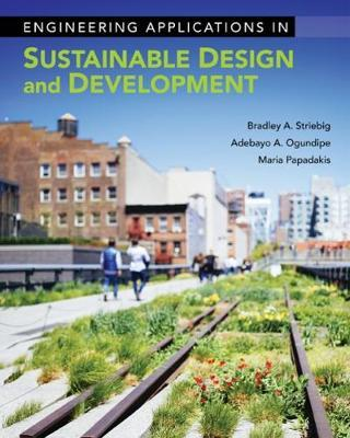 Engineering Applications in Sustainable DesignandDevelopment