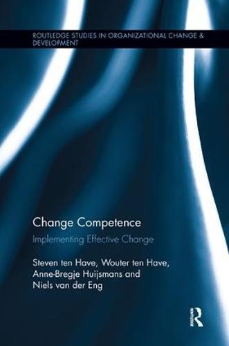 Change Competence: ImplementingEffectiveChange