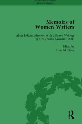 Memoirs of Women Writers, Part I, Volume 1