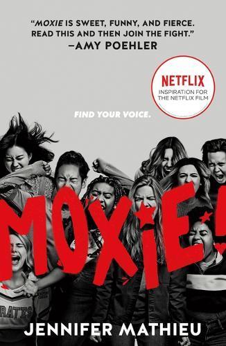Moxie: MovieTie-InEdition