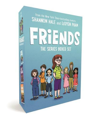 Friends: The Series Boxed Set: Real Friends, Best Friends,FriendsForever