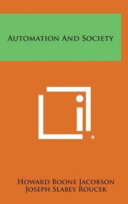 Automation and Society