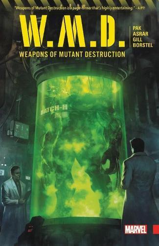 Weapons OfMutantDestruction