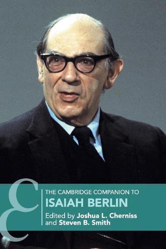 The Cambridge Companion toIsaiahBerlin