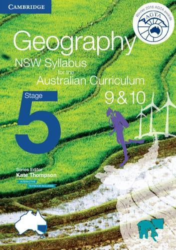 Geography NSW Syllabus for the Australian Curriculum Stage 5 Years 9and10