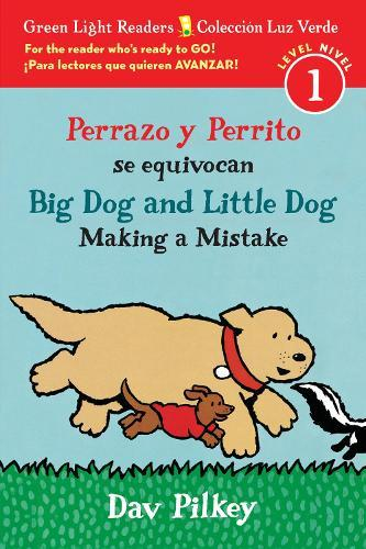 Big Dog and Little Dog Making a Mistake/Perrazo y Perrito se Equivocan (GLRLevel1)