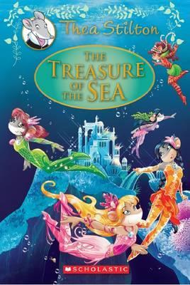 Thea Stilton Special Edition #5: Treasure oftheSea