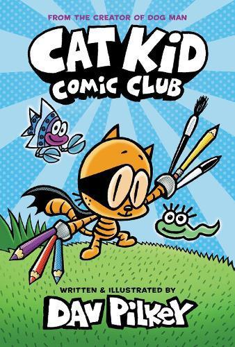 Cat KidComicClub