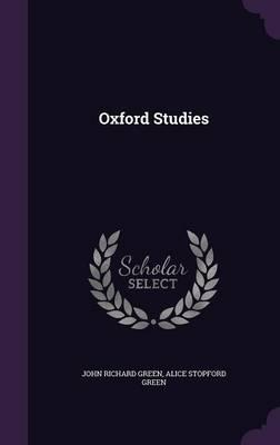 Oxford Studies