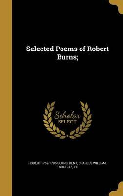 Selected Poems ofRobertBurns;