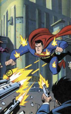 Superman Adventures: The ManOfSteel