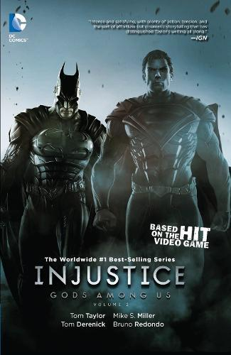 Injustice Gods Among Us Vol. 2