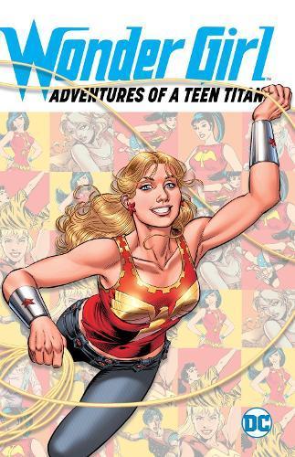 Wonder Girl Adventures Of ATeenTitan