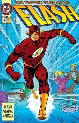 The Flash by Mark WaidBookThree
