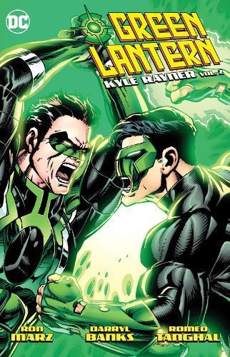 Green Lantern: Kyle RaynerVolume2